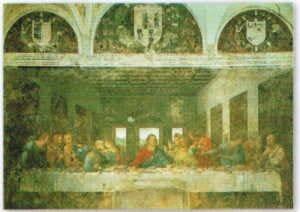 最後の晩餐 (レオナルド)の画像 p1_26
